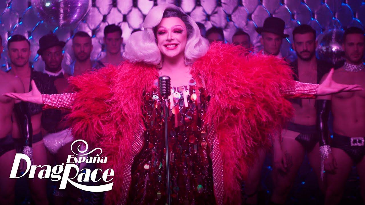 Les reines de la purpurina se'n van de festa al primer tràiler de 'Drag Race Spain'
