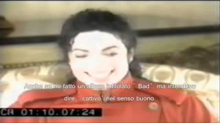 Michael Jackson interviewed in Japan for