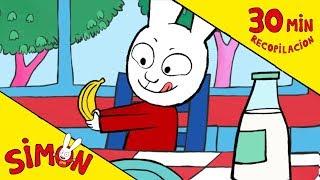Simón (Español Castellano) - 5 Episodios Recopilación #4 HD Oficial Dibujos Animados