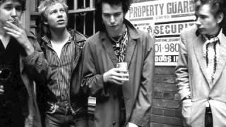 "Sex Pistols ""Holidays In The Sun"""