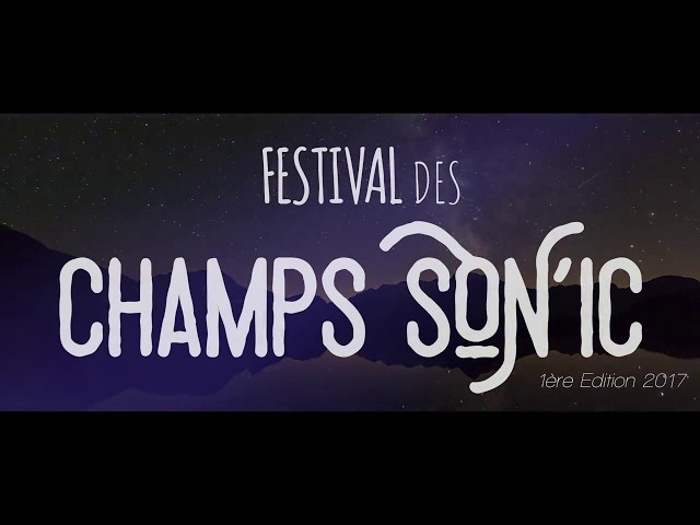 Les Champs Son'Ic 2017
