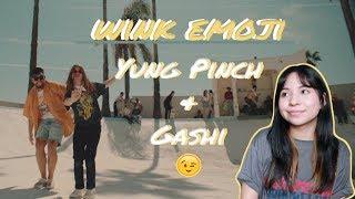 Yung Pinch & GASHI   Wink Emoji (Official Video) | REACTION