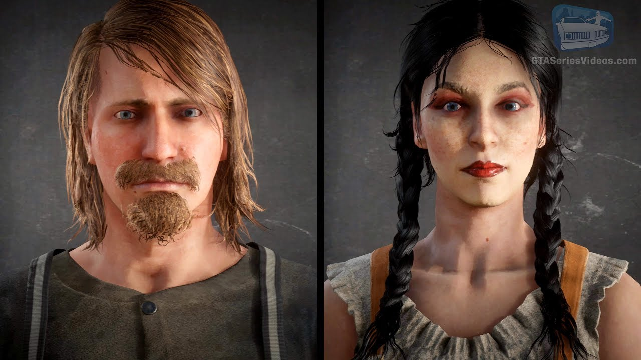 Red Dead Online Provides A Wide Variety Of Ways To Customize Your Outlaw From Fine Tuning Your Characters Appearance To Horse Bondingread More