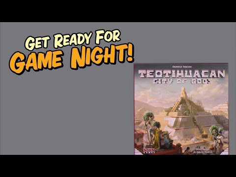 How to play Teotihuacan: City of the Gods