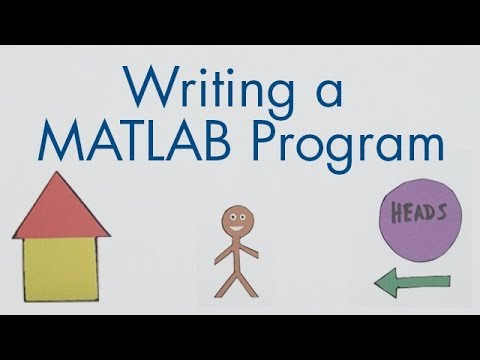 How to Write a MATLAB Program – MATLAB Tutorial