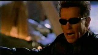 Arnold Schwarzenegger SUPERBOWL TERMINATOR Commercial
