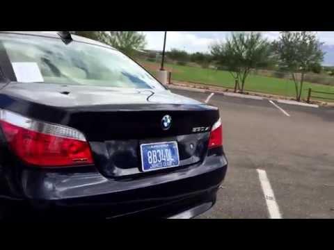 2007 BMW 530XI Wheel Kinetics