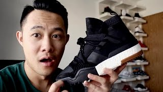 best website d73b9 369d7 HYPEBEAST ALERT 13- ADIDAS X ALEXANDER WANG AW BBALL SNEAKERS REVIEW SIZING