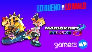 Lo Bueno y Lo Malo de Mario Kart 8 Deluxe