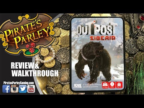 Outpost: Siberia - A Pirate's Parley Review & Walkthrough