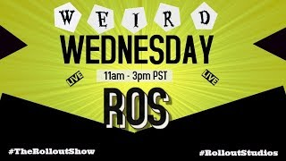 """Roll Out Show Wednesday (09-27-17) Pt.2 w/TDP  """"COMEDY AT ITS FINEST"""""""