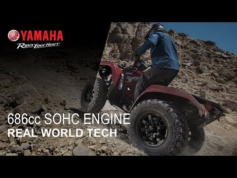 2022 Yamaha Kodiak 700 EPS in Eden Prairie, Minnesota - Video 1