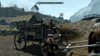 How to get to the College of Winterhold in Skyrim