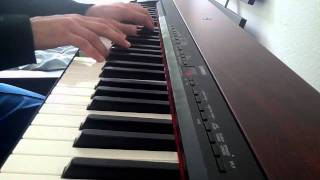 Animal Collective - Bluish (Piano Cover)
