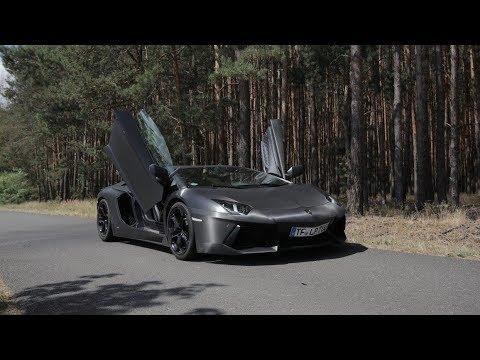 Der italienische Traum -  2013 Lamborghini Aventador - Review, Test, Fahrbericht
