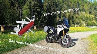 Moto Vlog Nr. 8: Tracer 900 GT - Das Neue Multi-Tool Von Yamaha