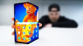 Huawei Mate Xs Unboxing - Whoa.
