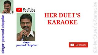 Agar Saaz Chheda |FREE & CLEAN KARAOKE WITH LYRICS.