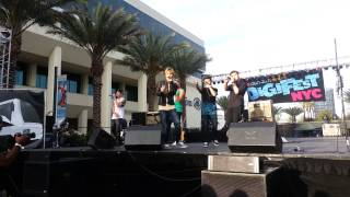 Find That Girl- Boy Band Project (Vidcon 2013)