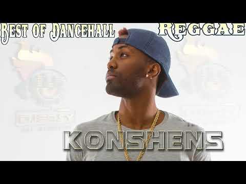 Konshens Mixtape Best of Dancehall Reggae Mix by djeasy