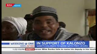 Kamba Council of Elders in support of Kalonzo Musyoka's decision to work President Kenyatta