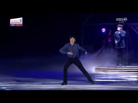 190420 VIXX HYUK - Boy With A Star @LG ThinQ Ice Fantasia 2019