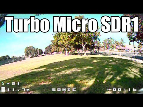Caddx Turbo Micro SDR1 FPV Camera Review