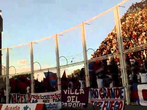 """Mirala que linda viene - San Lorenzo vs Racing (Clausura 2011)"" Barra: La Gloriosa Butteler • Club: San Lorenzo • País: Argentina"