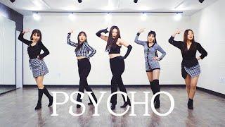 [FULL] Red Velvet 레드벨벳 - 'Psycho (사이코)' | 커버댄스 DANCE COVER | 안무 거울모드 MIRRORED | 의상 협찬 ABLY