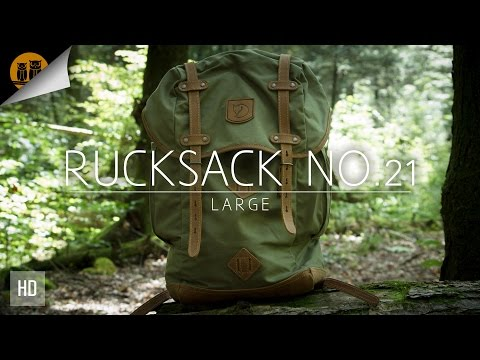 Fjällräven Rucksack no. 21 Large | Field Review
