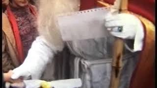 Echt: Sinterklaas 1971 – Aankomst haven