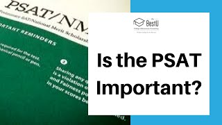 Is the PSAT Important?