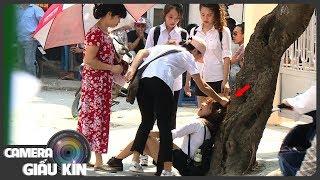 Nữ sinh đánh hội đồng bạn học giữa phố và cái kết bất ngờ | KỸ NĂNG SỐNG | Camera giấu kín
