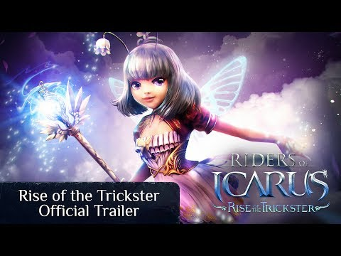 Rise of the Trickster Official Trailer thumbnail