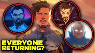 MARVEL WHAT IF Episode 6 REACTION: Dead Avengers Resurrecting?