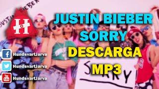 SORRY - JUSTIN BIEBER| DOWNLOAD MP3 | DESCARGA MP3