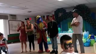 El mejor payaso puertorriqueño en Orlando Florida, Weeepaaaa Boricua