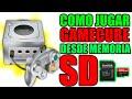 Juega Gamecube Desde La Sd Todos Los Juegos En Un Solo