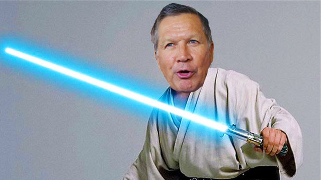 The Force Was Not With John Kasich thumbnail