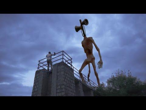 Siren Head- Horror Short Film