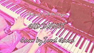 Illenium Ft Call Me Karizma   God Damnit (Jarel Gomes Piano)