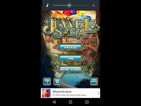 Jewels Saga World 4 level 190 (Android)