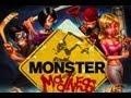 Cgrundertow Monster Madness: Battle For Suburbia For Xb