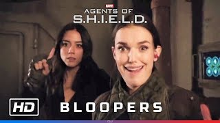 Agents Of SHIELD: Season 5 –  Gag Reel [HD]