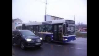 Linia 56 - Volvo 7000A - MZK Bydgoszcz