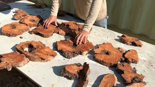 Makin Wall Art Outta Driftwood