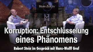 Korruption – ein universelles Phänomen – Hans-Wolff Graf bei SteinZeit