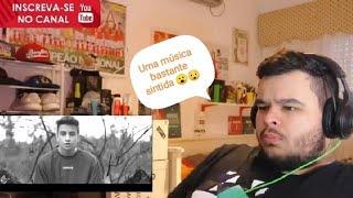 Miguel Alves   Espectador Videoclip Oficial React