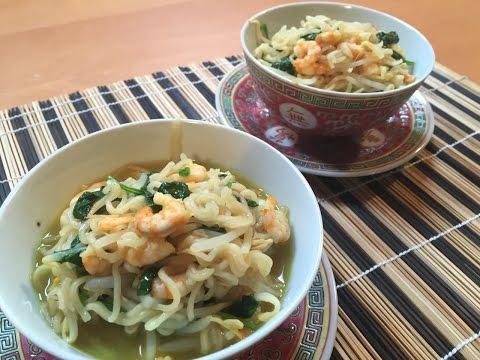 Noodles pronti in 5 minuti