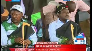 Raila Odinga forms